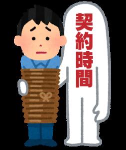 帰宅したら3億円(時間的拘束)